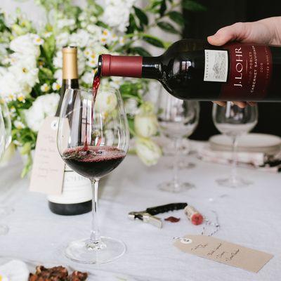 J. Lohr Wine Dinner