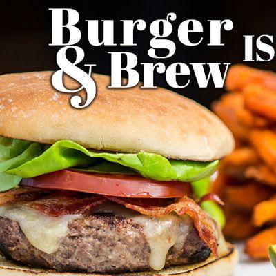 Burger & Brew!