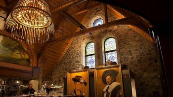 The Cathedral Bar at Chapel Grille