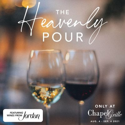 The Heavenly Pour