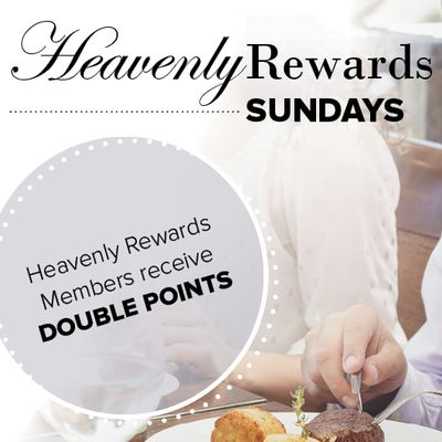 Heavenly Reward Sundays
