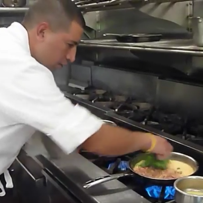 Chef de Cuisine Manuel Ojeda: Pasta Feature Part 2
