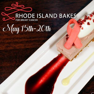 RI Bakes for Breast Cancer!