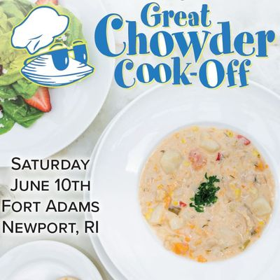 Support Chapel Grille at Great Chowder Cook-Off!