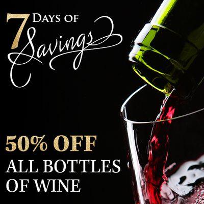 Wine Deal Mondays